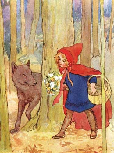 Grimm Cappuccetto Rosso