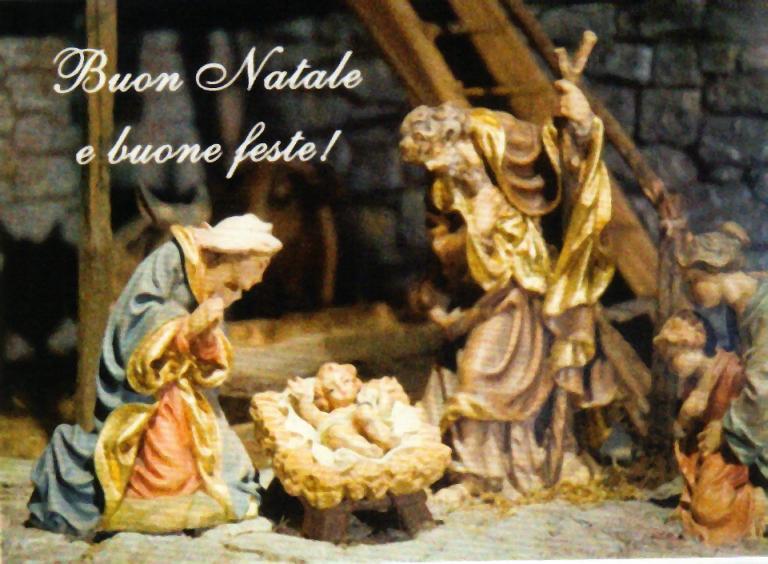 Auguri Affettuosi Di Buon Natale.Auguri Di Natale