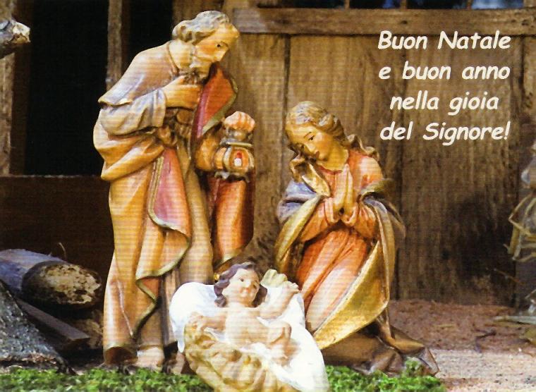Auguri Di Buon Natale Religiosi.Auguri Di Natale