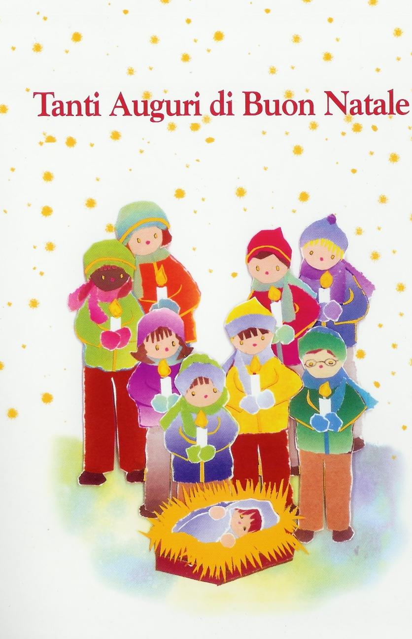 Auguri Di Natale Per La Famiglia.Auguri Di Natale