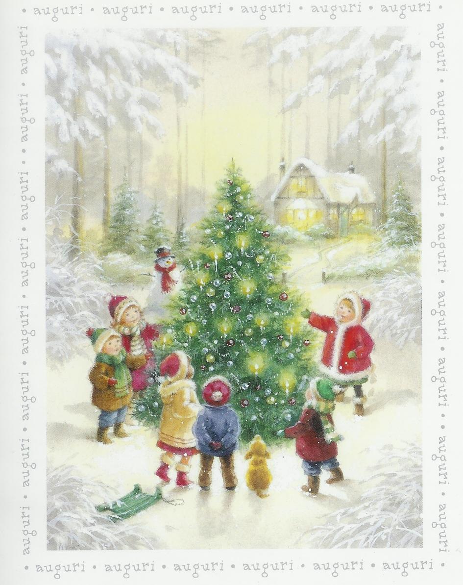 Tanti Cari Auguri Di Buon Natale.Auguri Di Natale